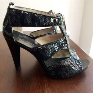 Michael Kors Sequin Heels
